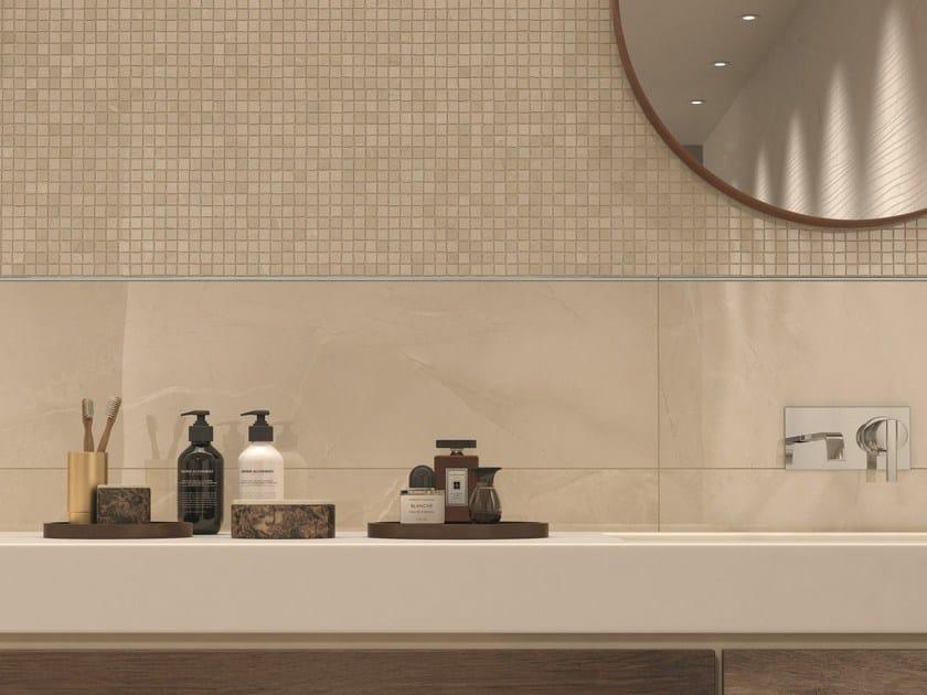 SENSI Sahara Cream LUX - Matita alluminio - Mosaico Art Sahara Cream LUX