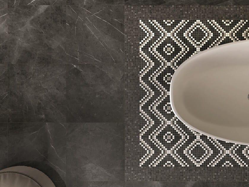 SENSI Pietra Grey LUX - Mosaico Art Pietra Grey LUX - Mosaico Dekor Cold LUX