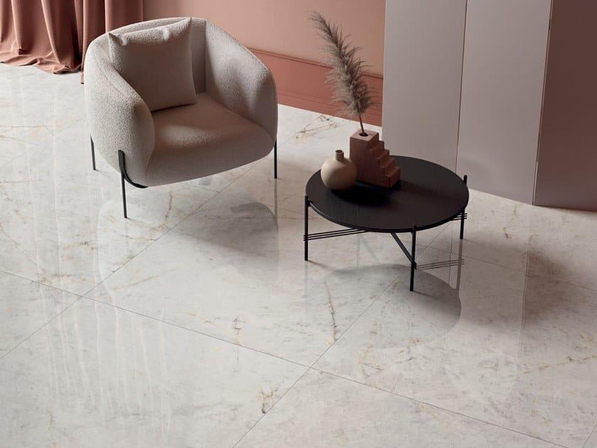 Pavimento/rivestimento in gres porcellanato SENSI GEMS by ABK