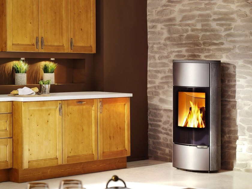 Wood-burning stove SENSO L by SPARTHERM