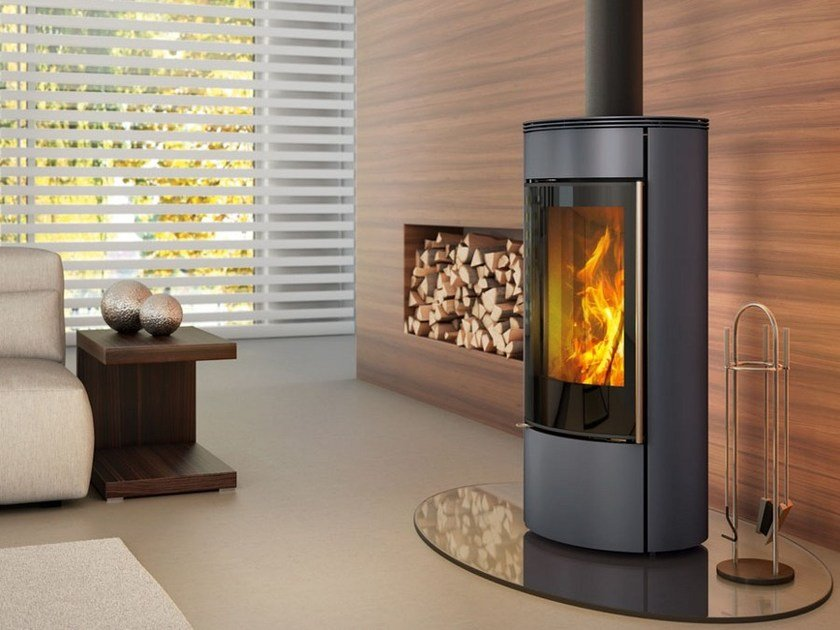 Spartherm Feuerungstechnik burning stove senso s by spartherm