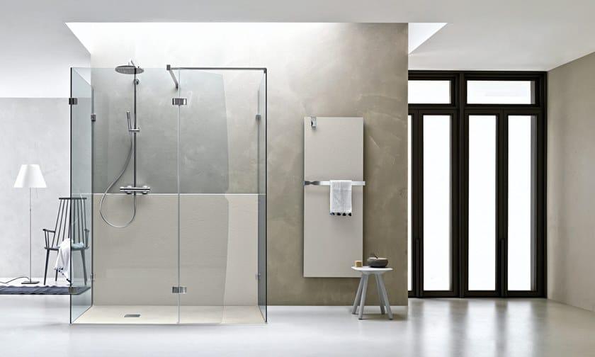 SEPARET ELITE | Box doccia in alluminio e vetro