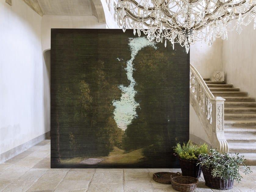 Carta da parati lavabile panoramica in vinile SEPTEMBRE by Élitis
