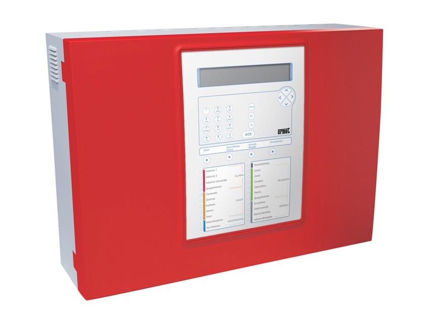 Sistema di rilevazione ed allarme antincendio SERIE 500 by Urmet