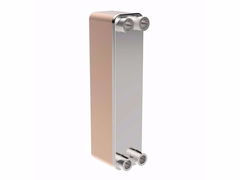 Brazed Plate Heat Exchanger SERIE P by Fiorini Industries