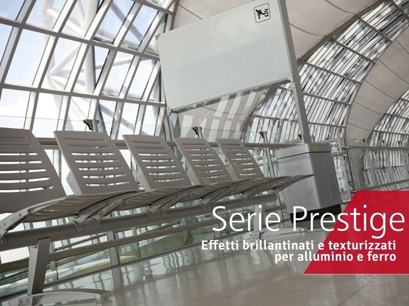 Metalworking SERIE PRESTIGE by Decoral® GROUP