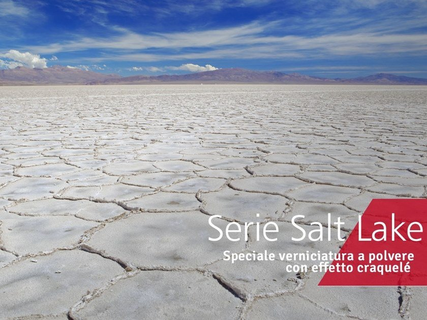Metalworking SERIE SALT LAKE by Decoral® GROUP