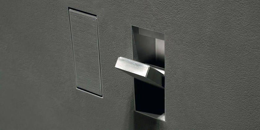 Accessori Bagno Antonio Lupi.Accessori Bagno Integrati A Parete Sesamo Antonio Lupi Design