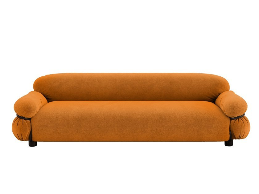3 seater fabric sofa SESANN | Fabric sofa by Tacchini