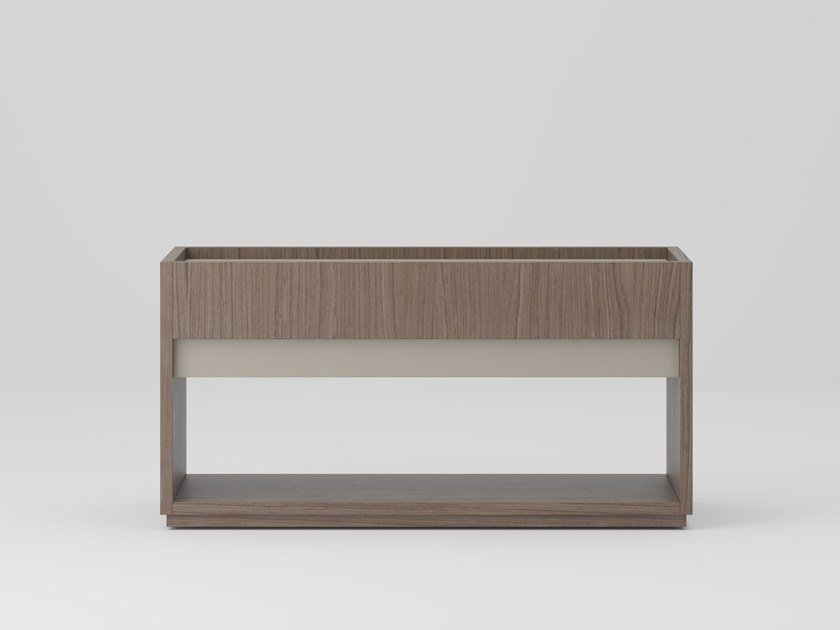 Rectangular wooden coffee table SESSANTA | Rectangular coffee table by PROF