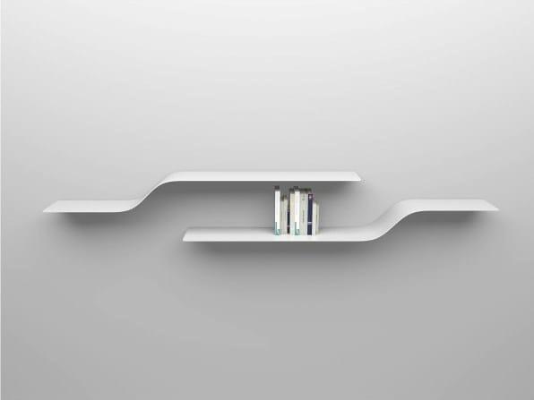 Verniciato A Set Vidame 3 Mensola Alluminio Creation In Polvere 8kNnPXw0OZ