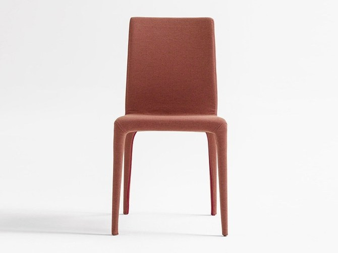 Upholstered chair with removable cover SET by Novamobili