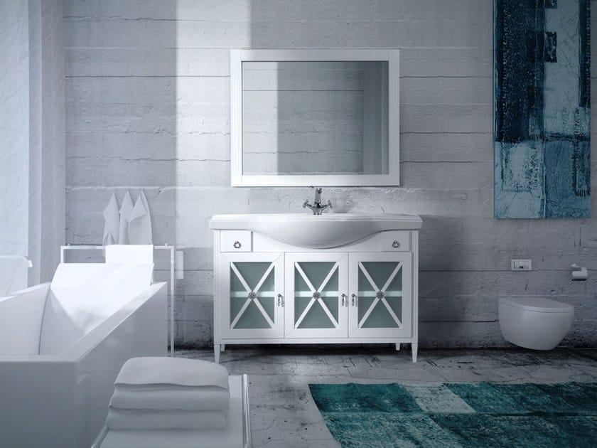 Bathroom furniture set SET ROYAL 1050 by HISPANOBELUX