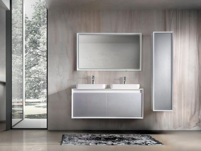 Bathroom furniture set SET VALENCIA 1200 by HISPANOBELUX