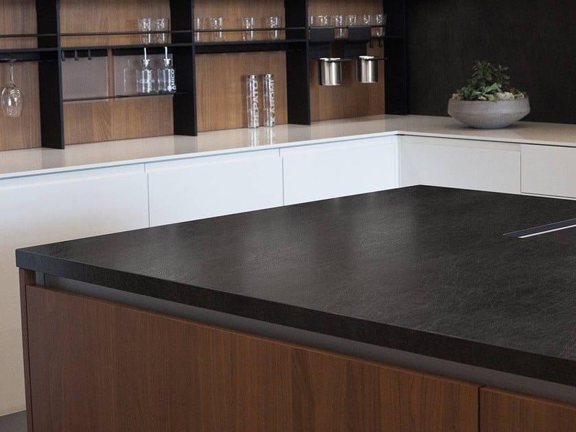Bancada de cozinha de Laminam® FURNISHING - SETA by Laminam