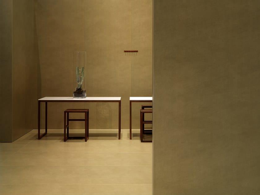 Lastra ceramica di grandi dimensioni per interni/esterni SETA by Laminam
