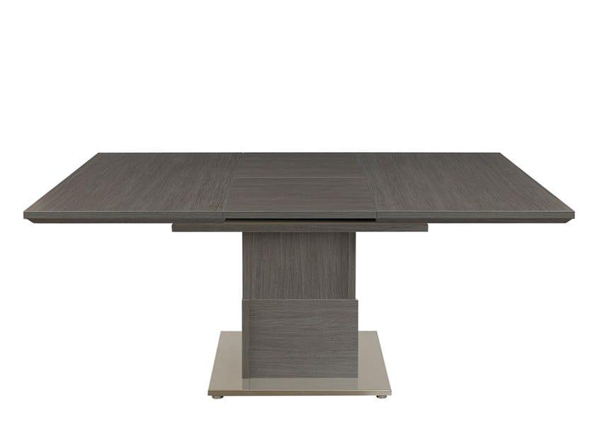 Tavolo allungabile quadrato SETIS | Tavolo quadrato - GAUTIER FRANCE