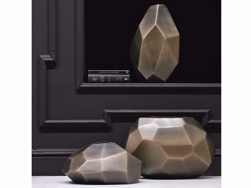 Ceramic vase SFACE by Adriani e Rossi edizioni