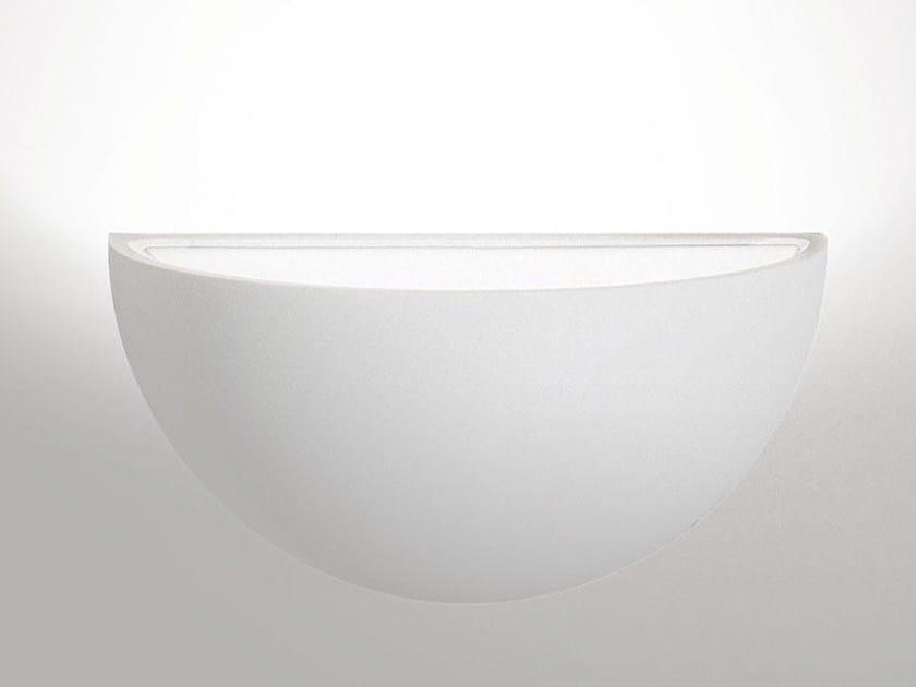 Indirect light AirCoral® wall light SFERA by Buzzi & Buzzi