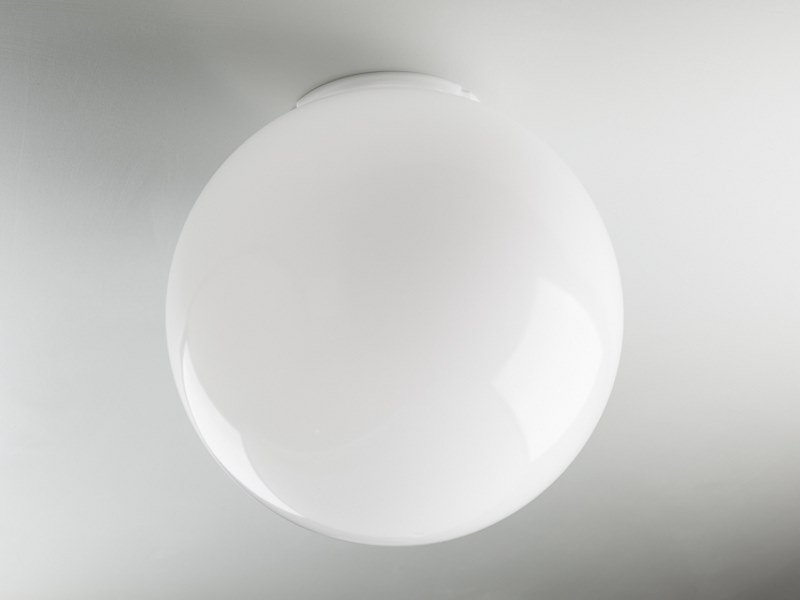 LED methacrylate ceiling lamp SFERA   Ceiling lamp by ENGI
