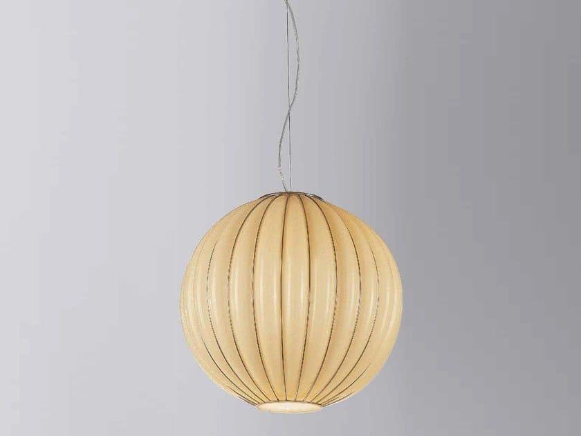 Murano glass pendant lamp SFERA RS 312 by Siru