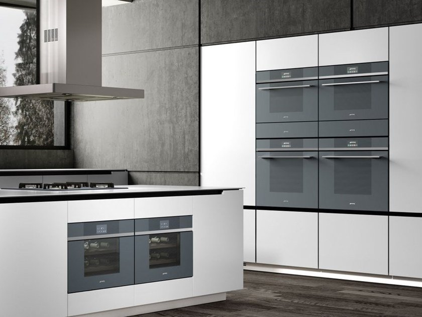 Class A+ Steam oven SFP6104STS | Steam oven by Smeg