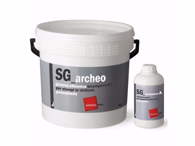 Natural and synthetic rubber SG_archeo by Gattocel Italia