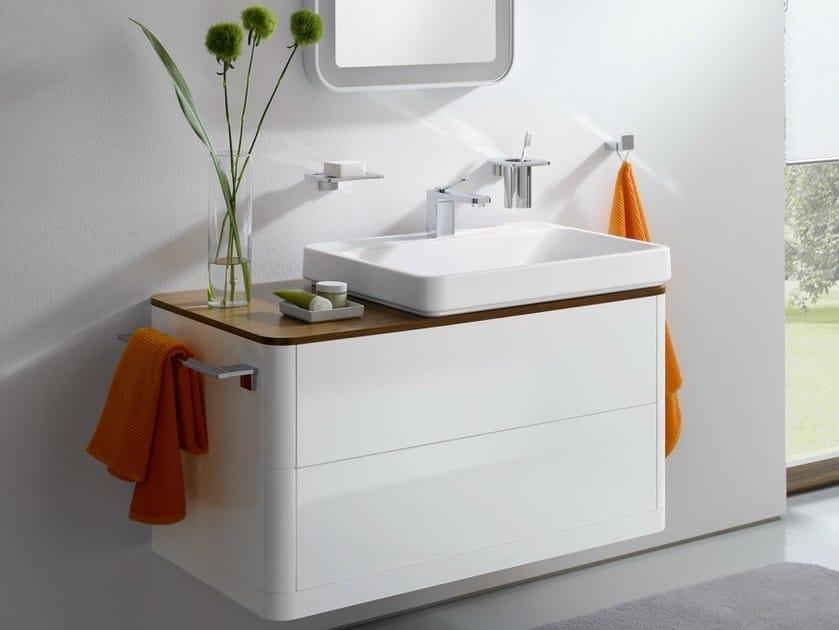 Mobile lavabo singolo sospeso con cassetti SG | Mobile lavabo ...