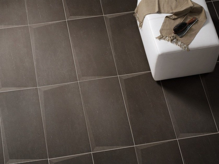 Wall/floor tiles with resin effect SHADES by Casalgrande Padana