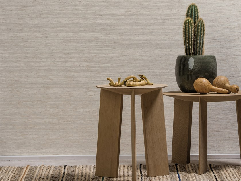 Nonwoven wallpaper SHADES OF PALE - LINEN by Omexco
