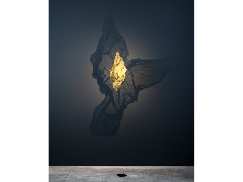 LED floor lamp SHADOW by Catellani & Smith