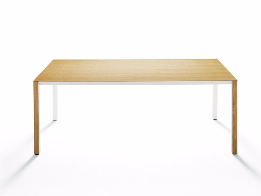 HPL table SHADOW By DE PADOVA design Vincent Van Duysen