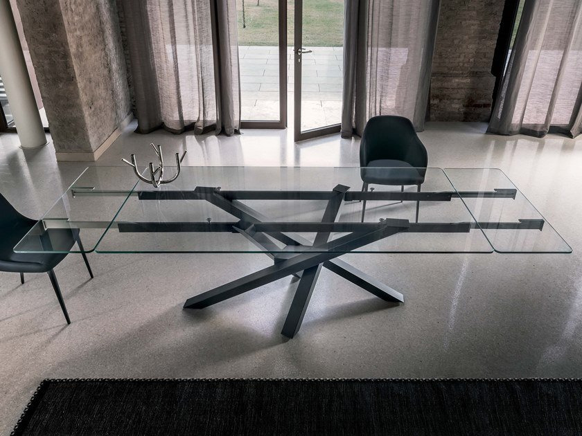 SHANGAI | Extending table By RIFLESSI