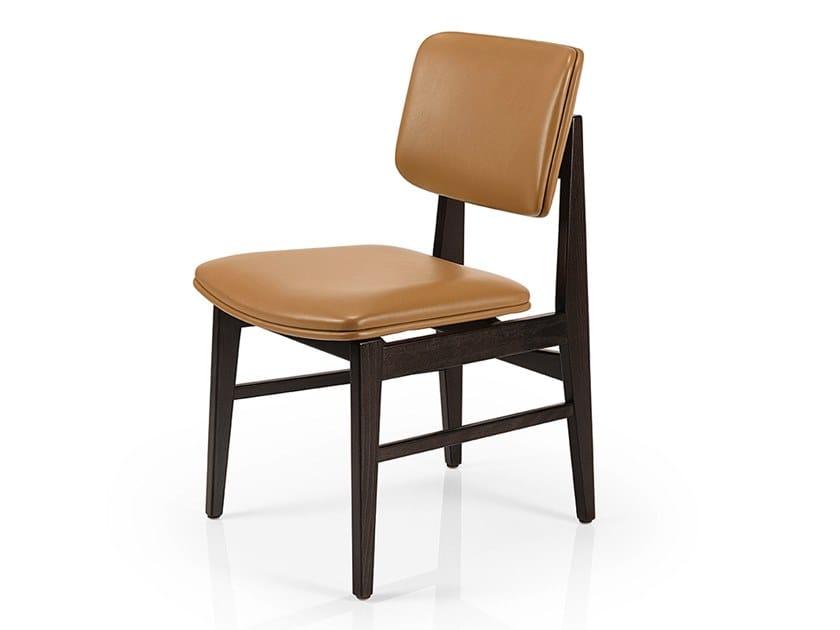 Cadeira de pele SHANNA M1054UUST by JMS