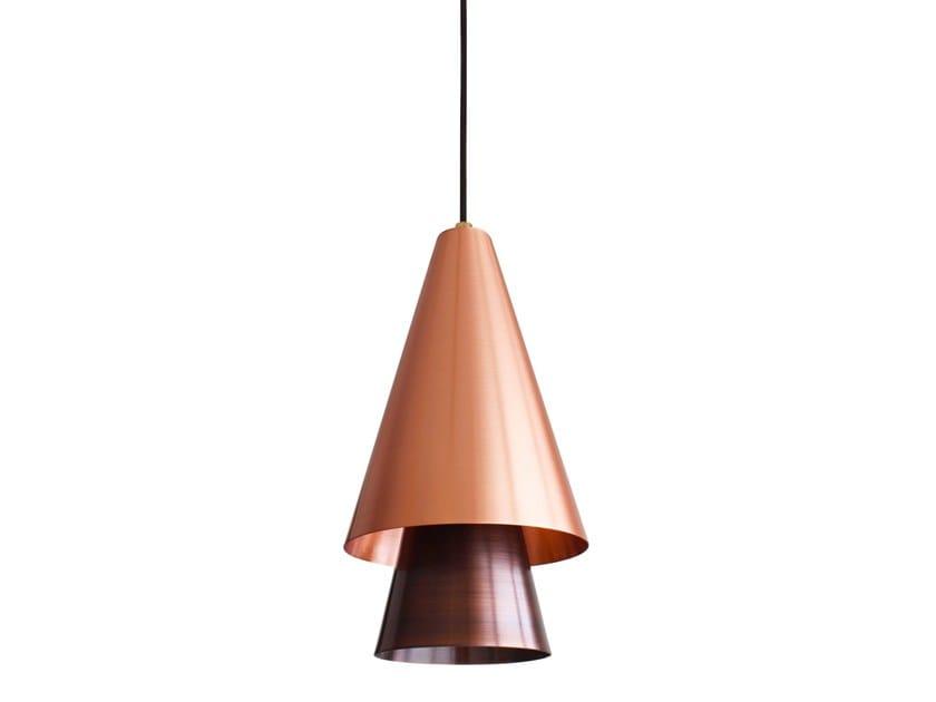 Shard In Sospensione Creativemary Lampada Ottone A TKc1lFJ