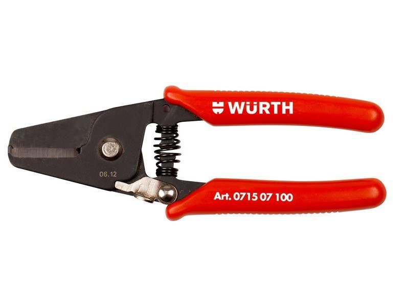 Side cutter SHEARS FOR PLASTIC TIES AND CABLES by Würth