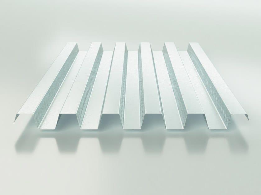 Solaio collaborante acciaio-calcestruzzo LG 55 by ISOPAN