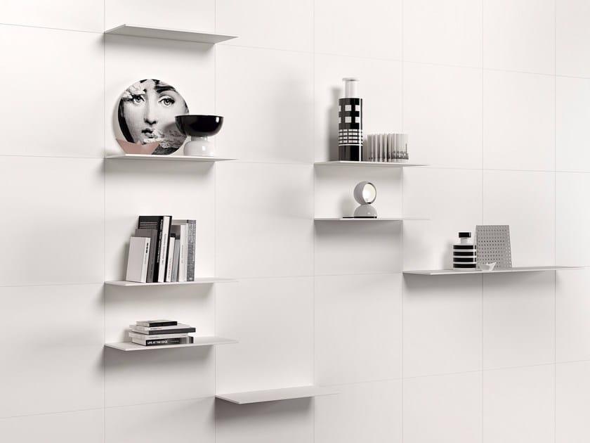 Porcelain stoneware wall tiles / wall shelf SHELF by Ceramiche Coem