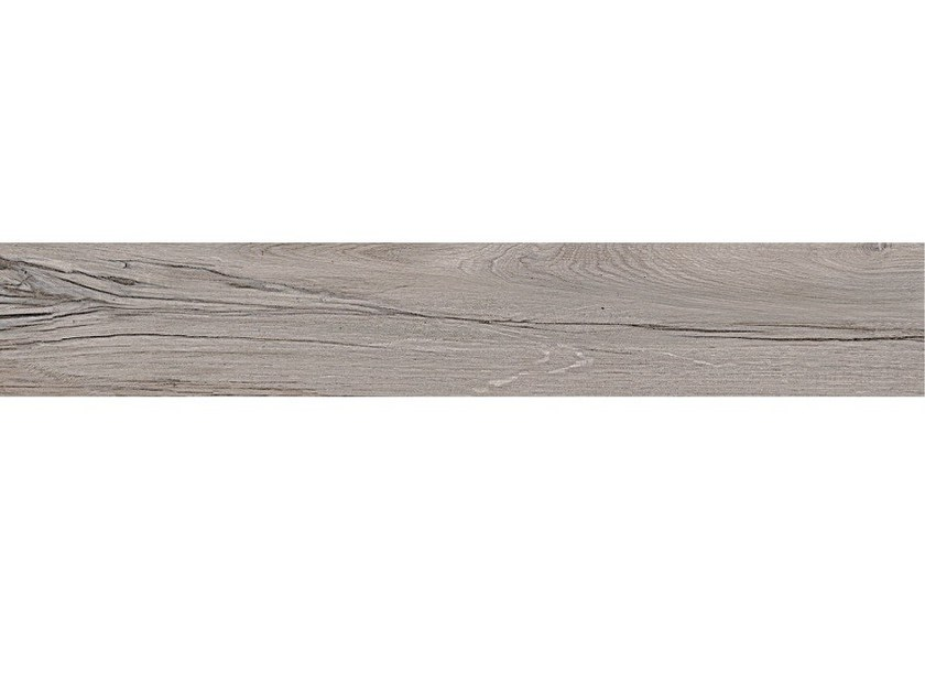 Flooring with wood effect SHERWOOD IRON by CERAMICHE BRENNERO