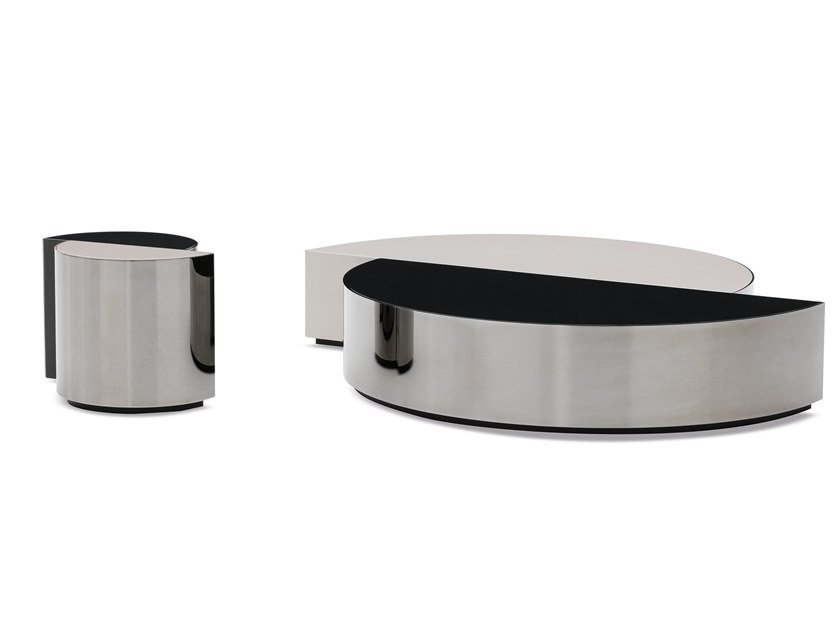 Coffee table SHIELDS by Minotti