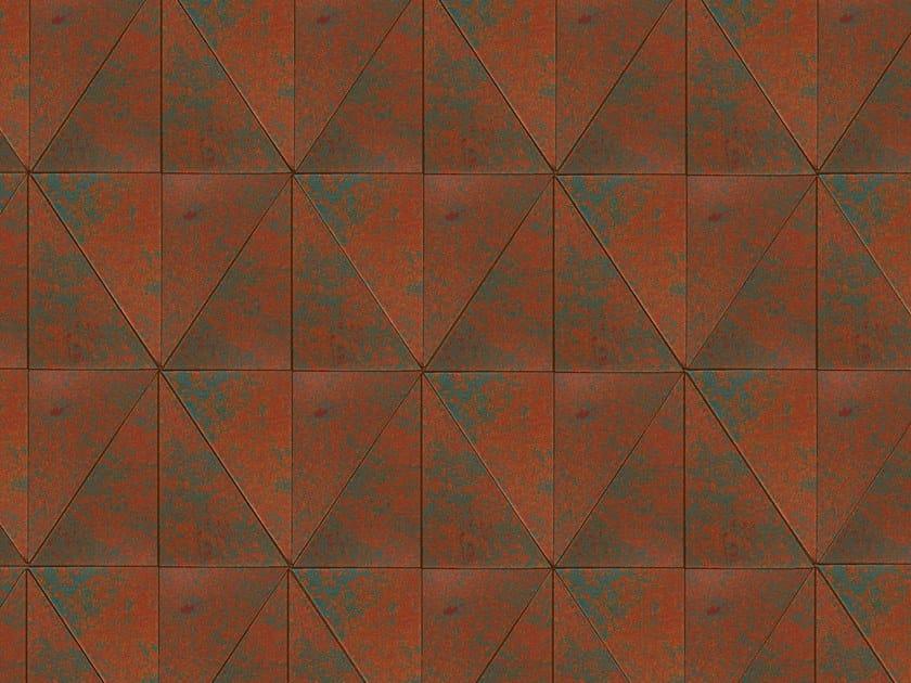 Indoor leather wall tiles SHINE by Miyabi casa