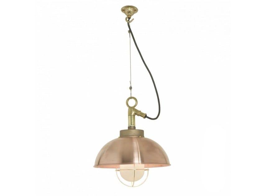 Brass pendant lamp with dimmer SHIPYARD | Pendant lamp by Original BTC