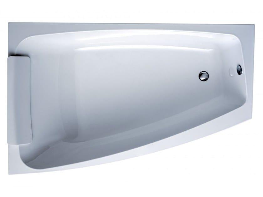 Vasche Da Bagno Blu Bleu Prezzi : Vasca da bagno asimmetrica idromassaggio in acrilico shiva color