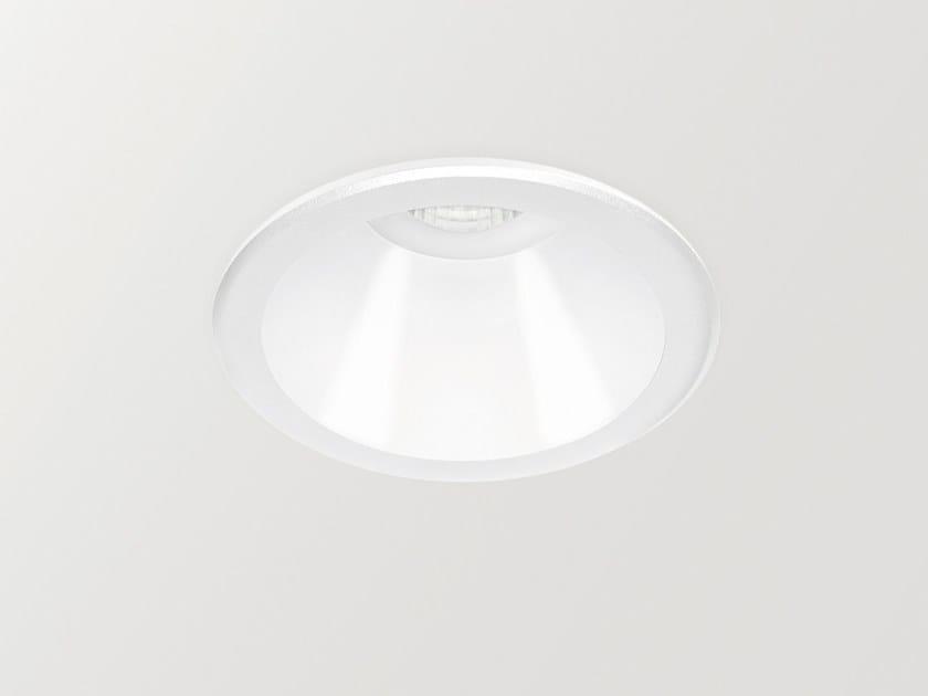 Faretto a LED in alluminio da incasso SHOT LIGHT by Arkoslight
