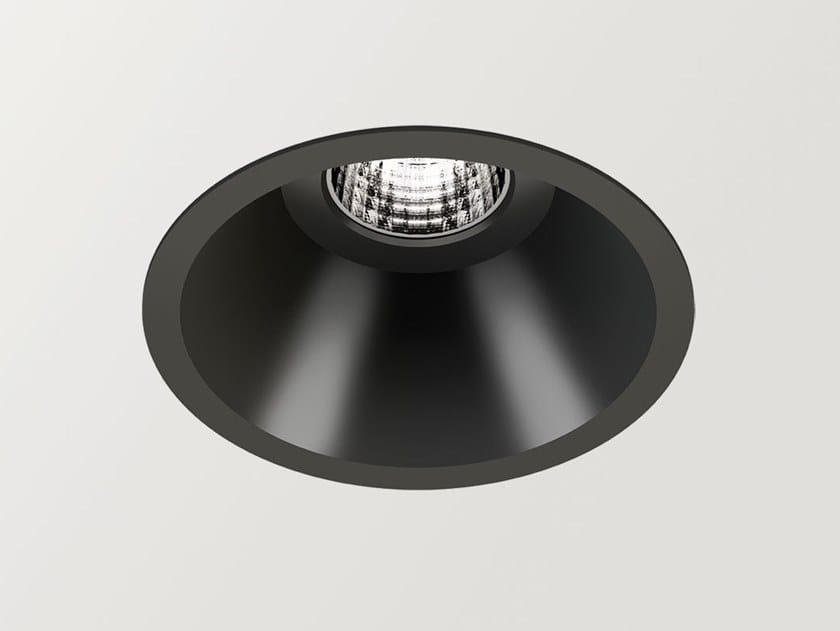 LED recessed aluminium spotlight SHOT LIGHT M by Arkoslight