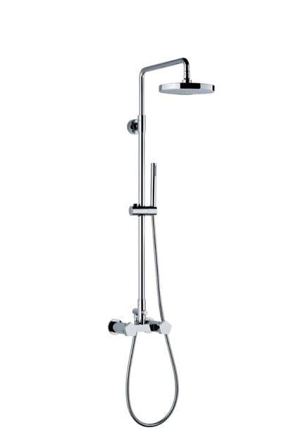Colonna doccia con deviatore con doccetta SHOWER COLUMNS | Colonna doccia con doccetta by newform
