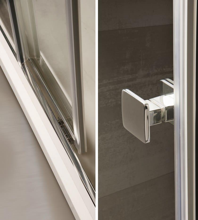SIPARIO | Box doccia in vetro