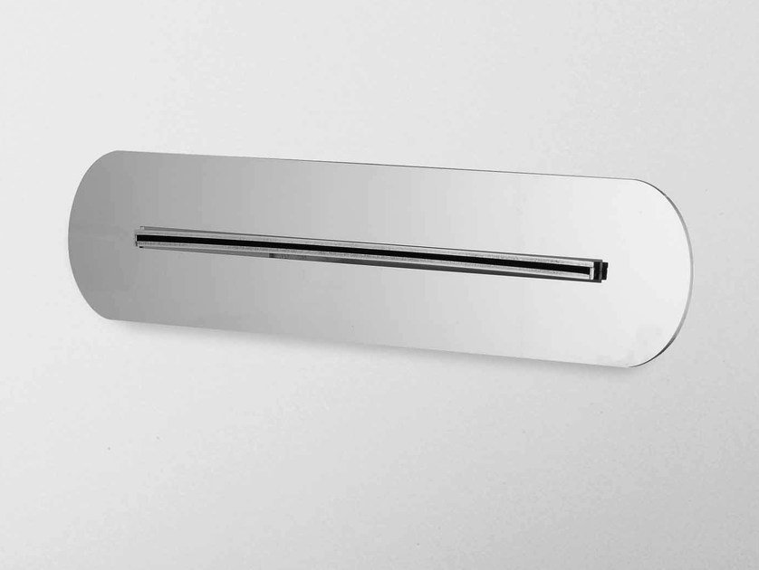 Wall-mounted stainless steel spout SHOWER PLUS | Spout by ZUCCHETTI