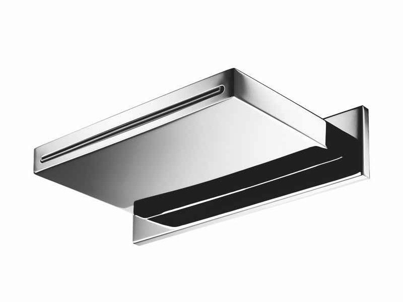 Wall-mounted spout with plate SHOWER PLUS | Spout with plate by ZUCCHETTI