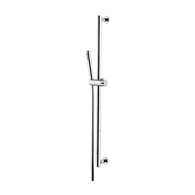 Shower wallbar with hand shower SHOWER SET   Shower wallbar with hand shower by newform